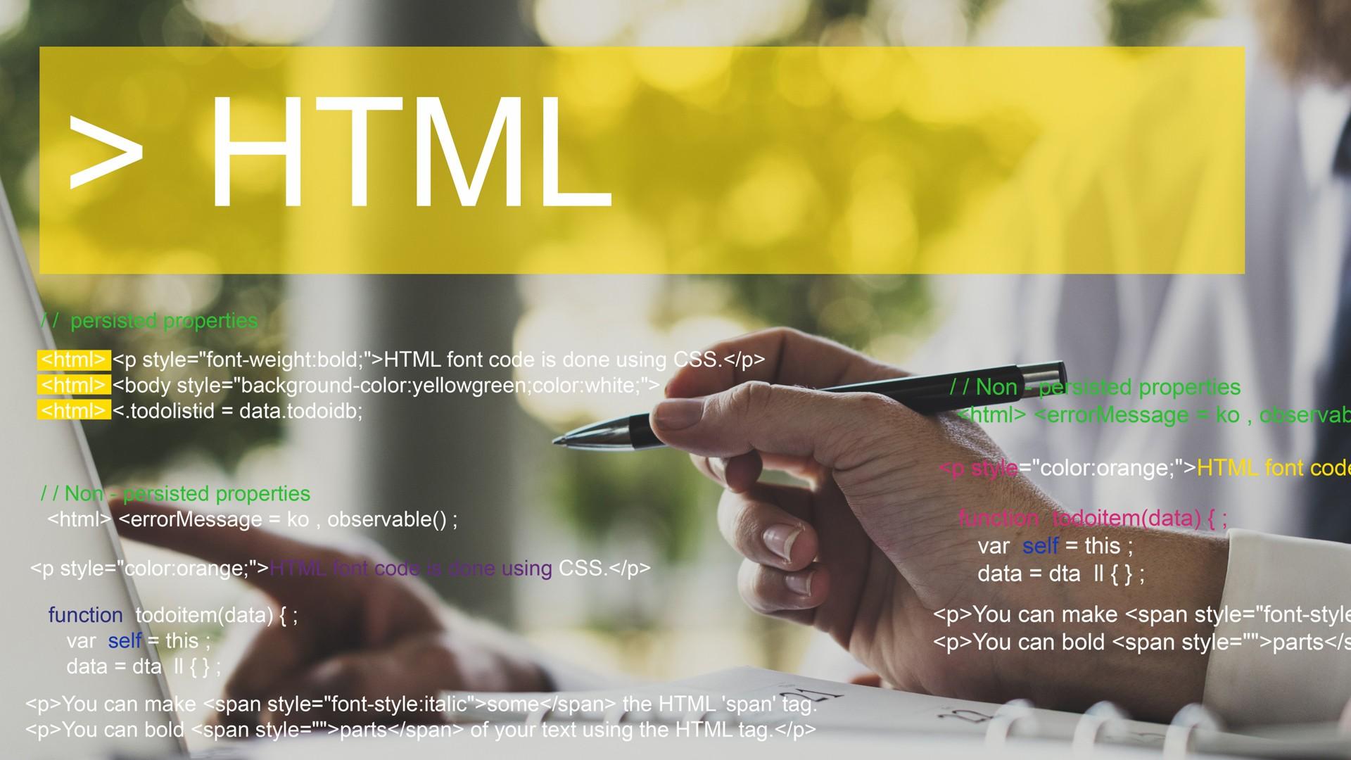 SEO内部対策に効果のあるメタタグとHTML